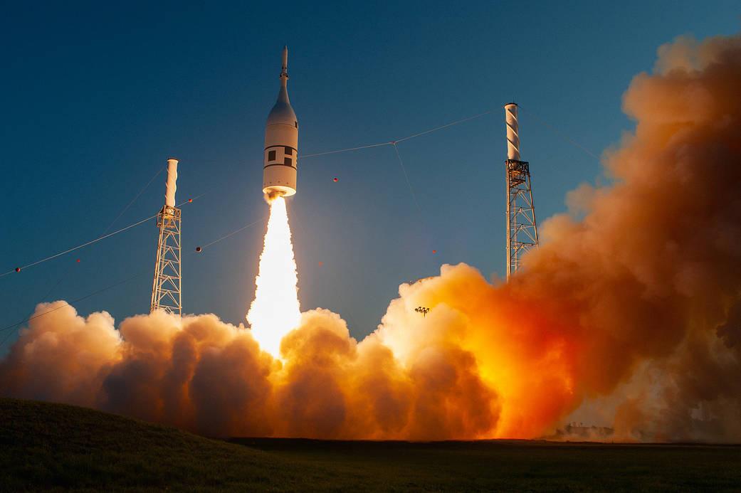 NASA为18个3D打印项目...