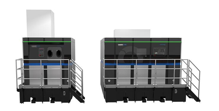 GE Additive大尺寸金属3D打印机Concept Laser M Line Factory开始出货