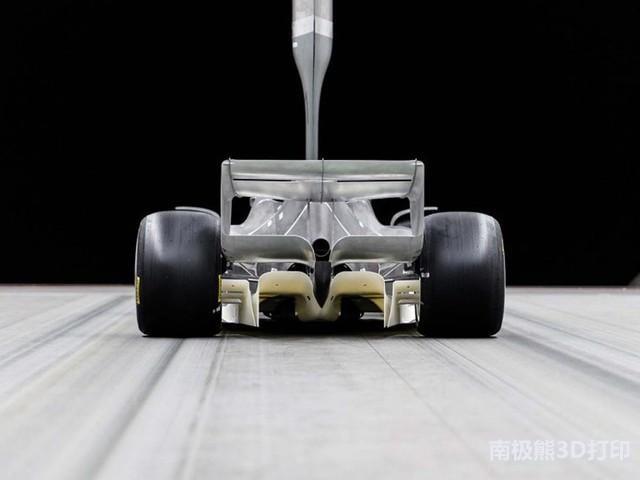 国际汽联利用3D打印技术制定2021年F1赛车规则