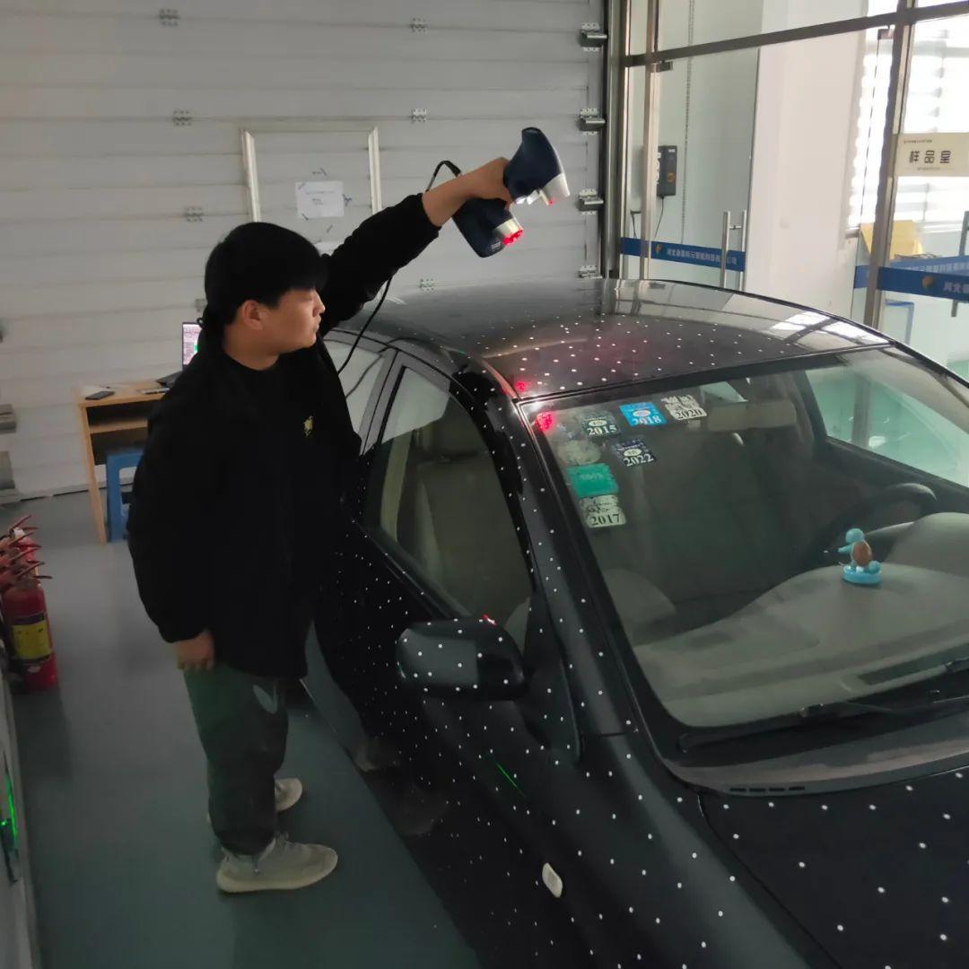 案例 | 三维扫描在汽车周边产品研发上的应用插图2