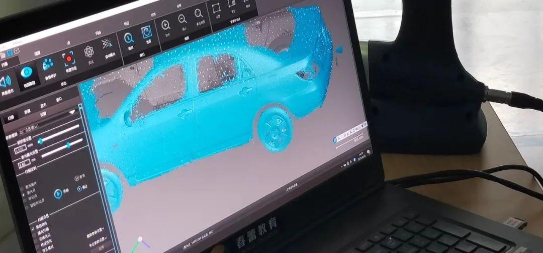 案例 | 三维扫描在汽车周边产品研发上的应用插图1