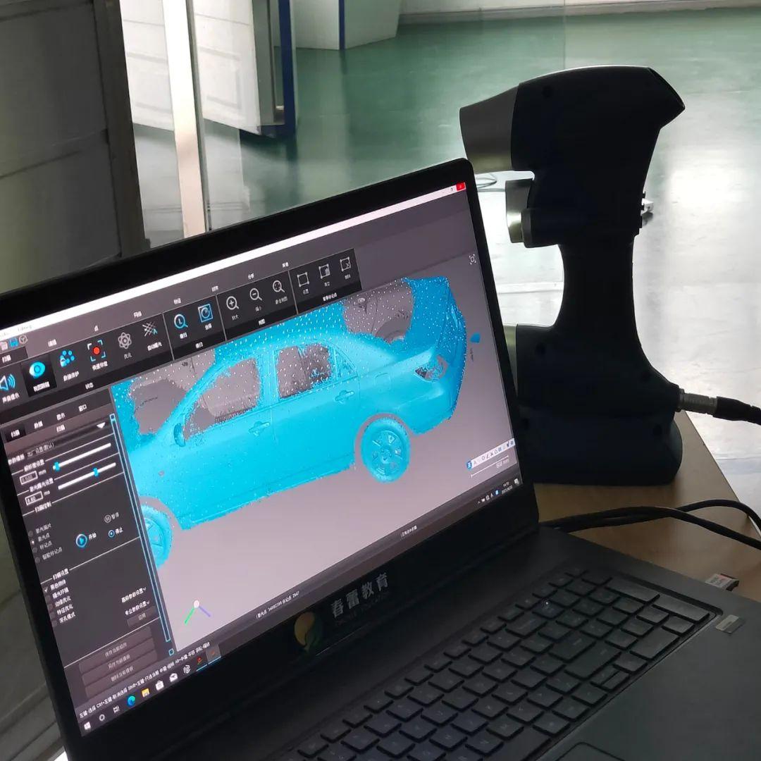 案例 | 三维扫描在汽车周边产品研发上的应用插图5
